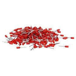 Wtyczki, przełączniki i kable Cembre PKC112 Aderendhülsen isoliert 1,0mm² gelb 12mm lang Końcówki żył i tuleje izolacyjne