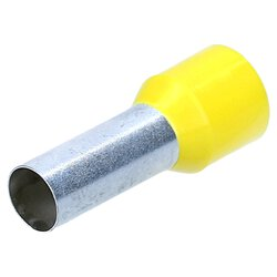Insulated end sleeves 25mm ² 18mm long
