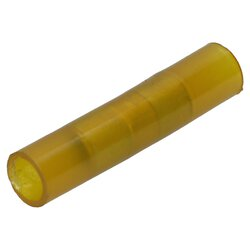 Butt connectors 4-6mm² yellow