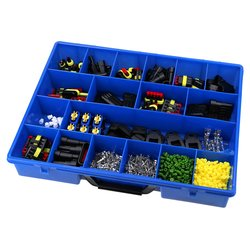 Superseal assortment box with fuse holder