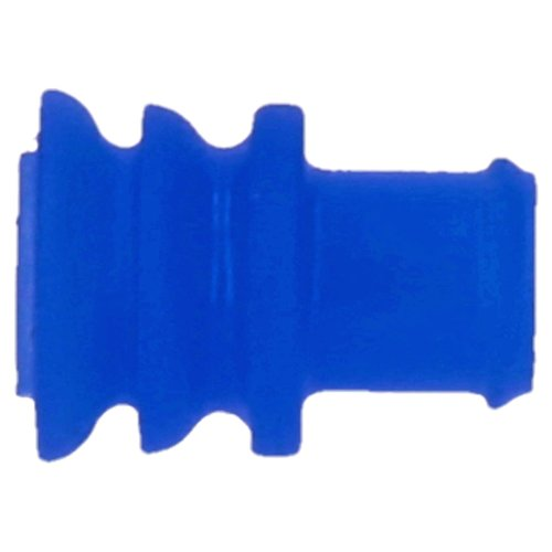 Single wheels seal blue