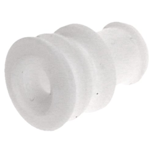 Single wheels seal white