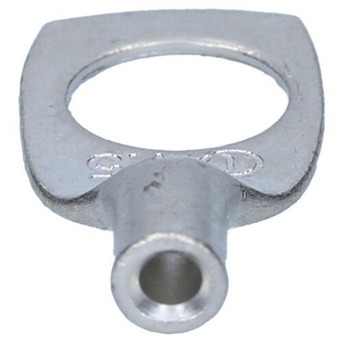 Isolationstülle für Rohrkabelschuhe 0,25-1,5mm² grau 10 Stück