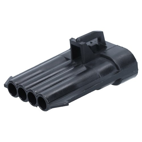 Delphi Male Connector 4pol black