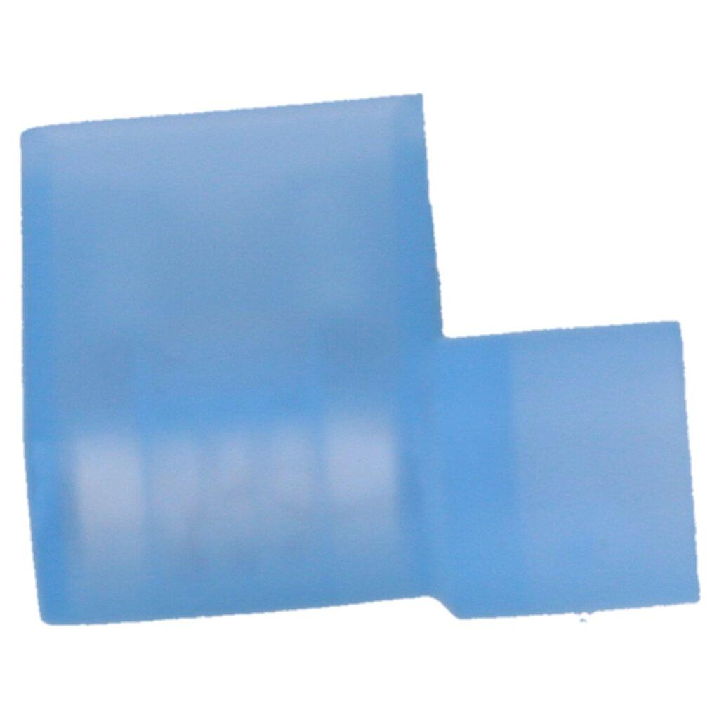 Quetschkabelschuhe Ringform isoliert blau 1,5-2,5mm² M6 M8 Kabelschuhe 100 Stück