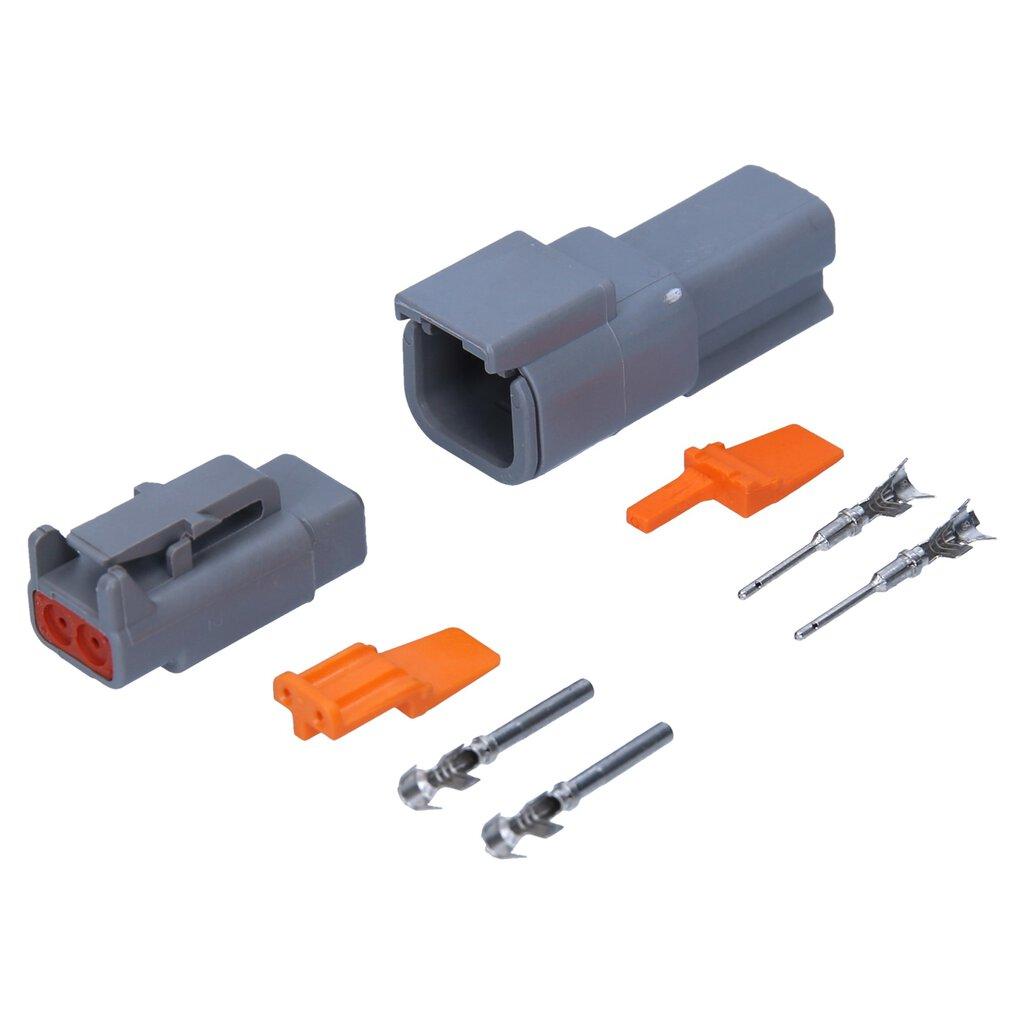 Steckeverbinder MALE 10 x AMP-Stecker für Power-Packs