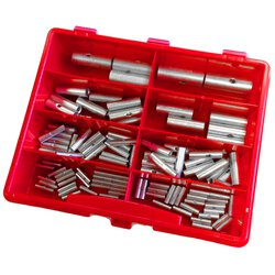 Through connectors assortment box 0,25-50mm²