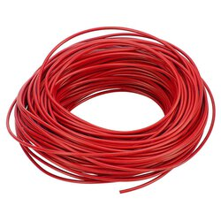 Automotive wire 2.5 mm ² red FLY