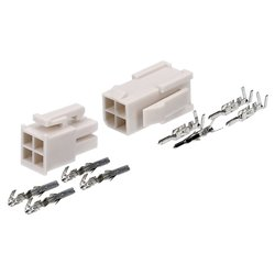 KALI-2404 Molex Mini-Fit Jr. Set 4-Polig