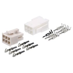 KALI-2406 Molex Mini-Fit Jr. Set 6-Polig