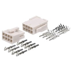 KALI-2408 Molex Mini-Fit Jr. Set 8-Polig