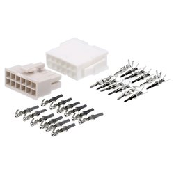 KALI-2412 Molex Mini-Fit Jr. Set 12-Polig