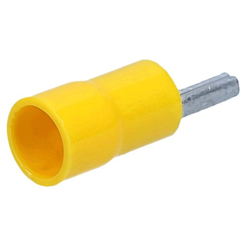 Cembre GF-P10 Pin terminals 10mm yellow